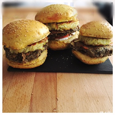 Hamburger santé minceur ou comment faire manger des lentilles aux enfants ni vu niconnu